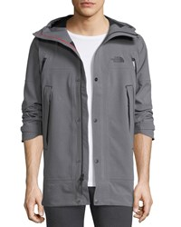 e17aa8c4de57 The North Face Men s Apex Flex Gtx Parka Gray