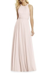 After Six Women's Chiffon A Line Gown