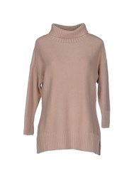Snobby Sheep Knitwear Turtlenecks Women Sand