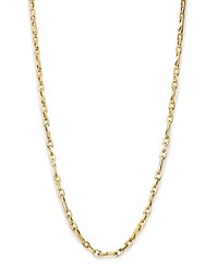 Bloomingdale's Men's Oval Link Necklace In 14K Yellow Gold 24 100 Exclusive