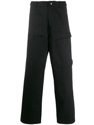 Valentino Pocket Detail Cropped Trousers 60