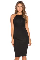 De Lacy Maisey Midi Dress Black