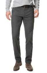 Rodd And Gunn Edenvale Straight Leg Pants Ash