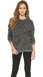 Just Female Diva Pullover Antransit Melange