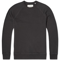 Our Legacy 50S Great Sweat Washed Black
