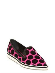 Nicholas Kirkwood 20Mm Alona Polka Dot Satin Sneakers