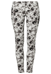 Sublevel Trousers White Grey