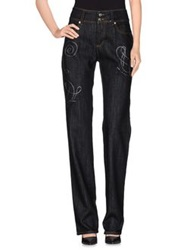 Gianfranco Ferre Ferre' Jeans Denim Pants Blue