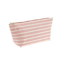 J.Crew Travel Zip Pouch Baked Clay