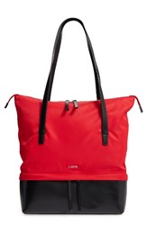 Lodis Barbara Commuter Tote Red