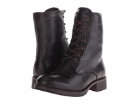 Wolverine Rosie 6 Kiltie Lace Up Burgundy Leather Women's Lace Up Boots