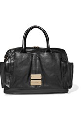 See By Chloe Nellie Leather Duffle Bag Black
