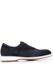 Canali Oxford Textured Shoes 60