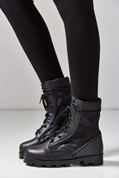 Rothco Military Jungle Combat Boot Black