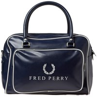 Fred Perry Tennis Holdall Blue