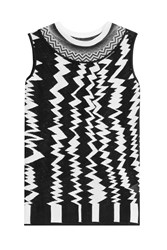 Missoni Zigzag Knit Shell Multicolor