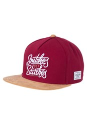 Cayler And Sons Cap Maroon Dark Red