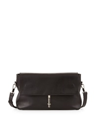Elizabeth And James Jack Convertible Clutch Bag Black