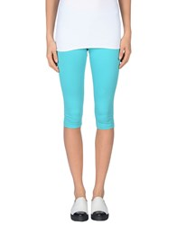 Dimensione Danza Trousers Leggings Women Turquoise