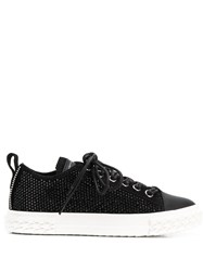 Giuseppe Zanotti Studded Low Top Trainers 60
