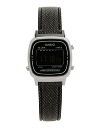 Casio Wrist Watches Black