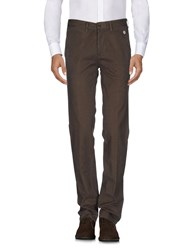 Brooksfield Casual Pants Military Green