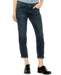 Levi's New Boyfriend Jeans Endless Highway Wash