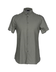 Gazzarrini Shirts Military Green
