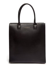 Want Les Essentiels Aberdeen Leather Tote Black