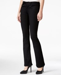 Rock Revival Bootcut Black Wash Jeans