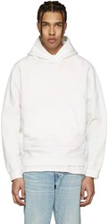 John Elliott Multicolor Oversized Cropped Tie Dye Hoodie