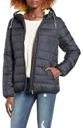 Roxy Women's Forever Freely Puffer Jacket True Black
