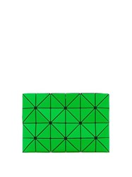 Issey Miyake Bao Bao Lucent Twill Pouch Green