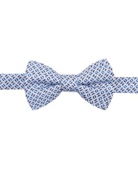 Ryan Seacrest Distinction Men's Euclid Neat Pre Tied Bow Tie Only At Macy's