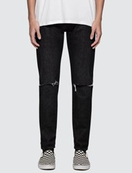 Levi's Roll Two Pointer 502 Hi Ball Jeans
