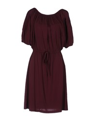 Jucca Knee Length Dresses Cocoa