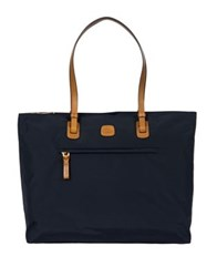 Bric's X Travel Commuter Tote Navy