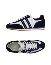 D'acquasparta Footwear Low Tops And Trainers Women Dark Blue