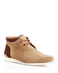 H By Hudson Shoshoni Suede Chukka Sneakers