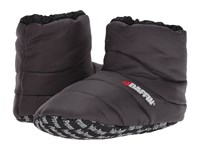 Baffin Cush Booty Charcoal Slippers Gray