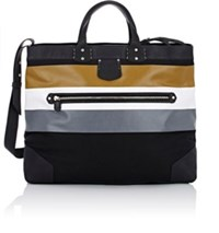 Ghurka Women's Larsen Weekender Tote Bag Black