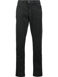 Hudson 'Blake Zealous' Slim Fit Jeans Black