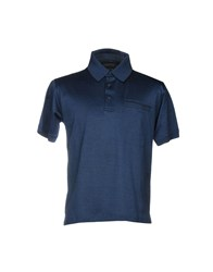 Bramante Polo Shirts Dark Blue