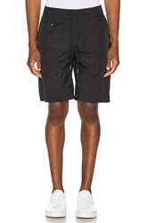 Publish Nylon Sprinter Short Black