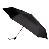 Fulton Open And Close Superslim 1 Umbrella Black