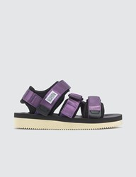 Suicoke W's Purple Kisee V Sandals