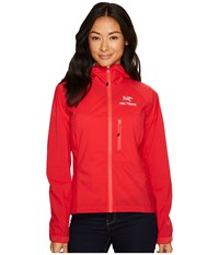 Arc'teryx Squamish Hoody Rad Women's Coat Green