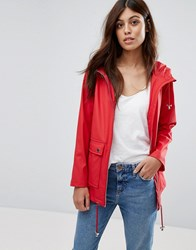 New Look Lightweight Jacket Bright Red