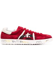 Premiata Andy Sneakers Red