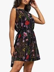 Ted Baker Hedgerow Cover Up Dark Blue